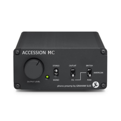 GRAHAM SLEE Accession C Black / PSU1 ENIGMA