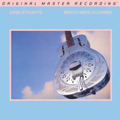MOBILE FIDELITY - DIRE STRAITS: Brothers In Arms, Hybrid, SACD