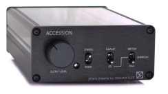 GRAHAM SLEE Accession M Black / PSU1