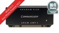 GRAHAM SLEE Communicator / Green