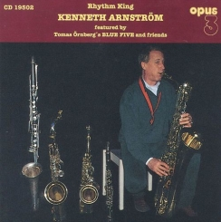 OPUS 3 – CD19592 – Rhythm King – Kenneth Arnstrom