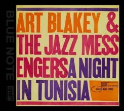 AUDIO WAVE -  ART BLAKEY & THE JAZZ MESSENGERS   A Night In Tunisia  XRCD24