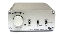 GRAHAM SLEE Accession M Silver / PSU1