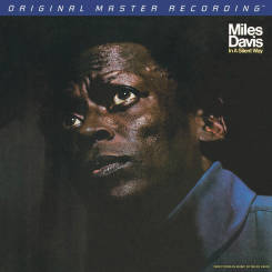 MOBILE FIDELITY - MILES DAVIS: In A Silent Way, Hybrid, SACD
